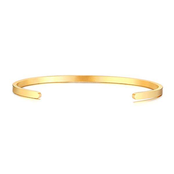 ampla 63-65mm ouro 5 milímetros