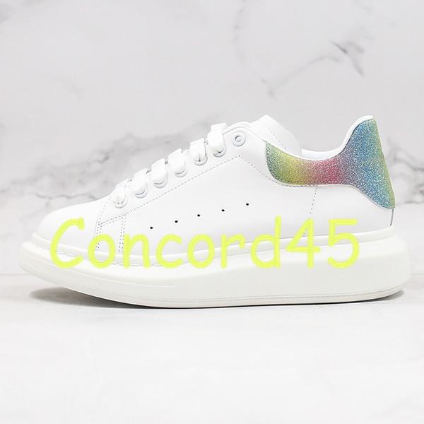 # 2- ذيل متعدد الألوان