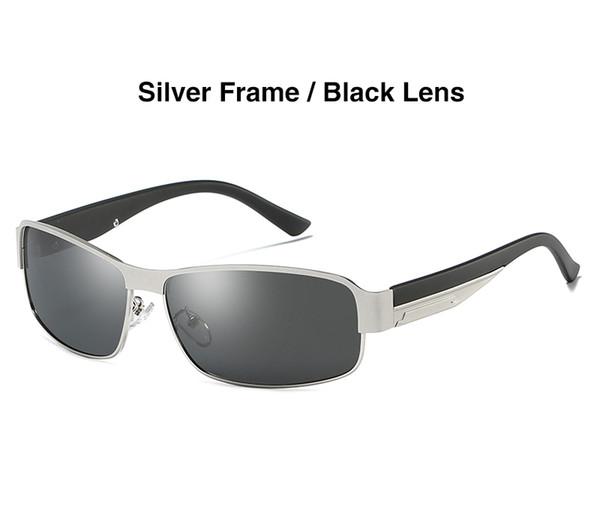 Negro plata