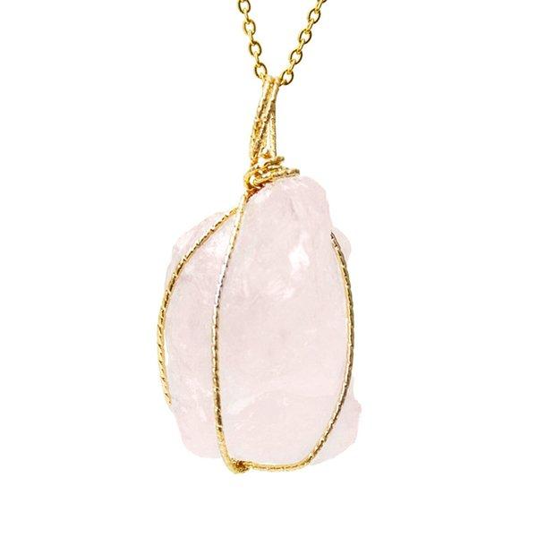 quartzo rosa 55 centímetros