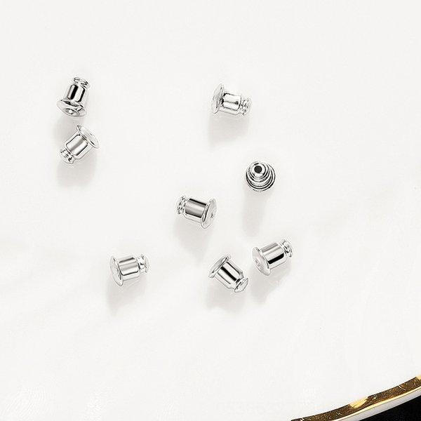 um bloco de prata Tampões é cerca de 100