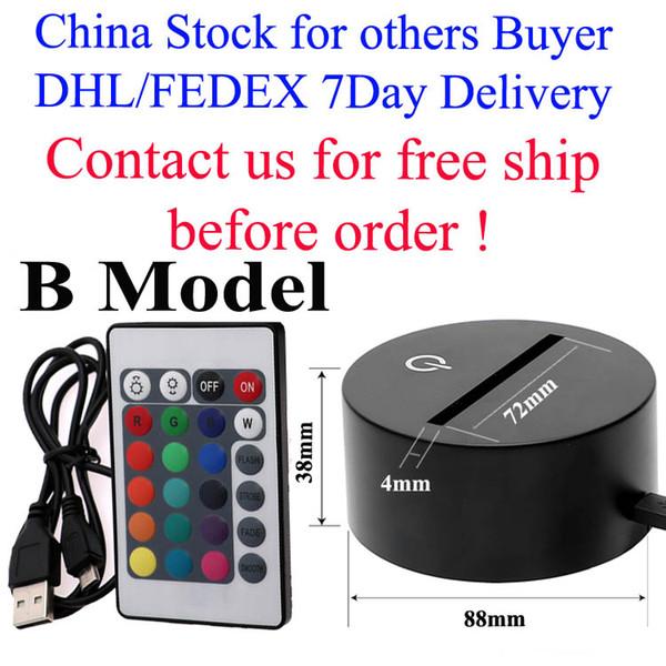 Çin Stok 3D Bankası B Modeli