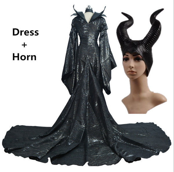 Dress And Horn