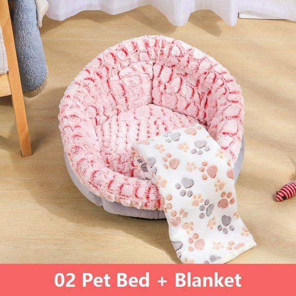 02-Розово-Одеяло
