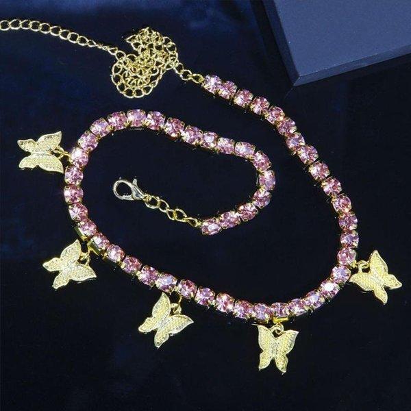 Gold Rosa China