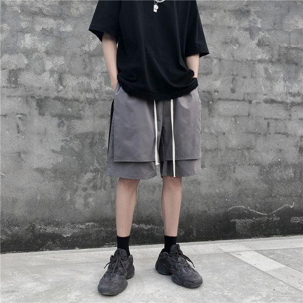 LTT-618 # Shorts-серый