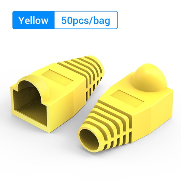 Yellow-50PCS