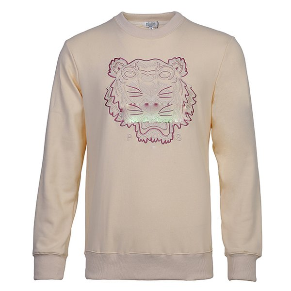 best selling NEW Brand Tiger head Sweaters Fashion Men Women Sweater High Quality Sweater Pullover Long Sleeve embroidery Printed Couple Size M-XXL