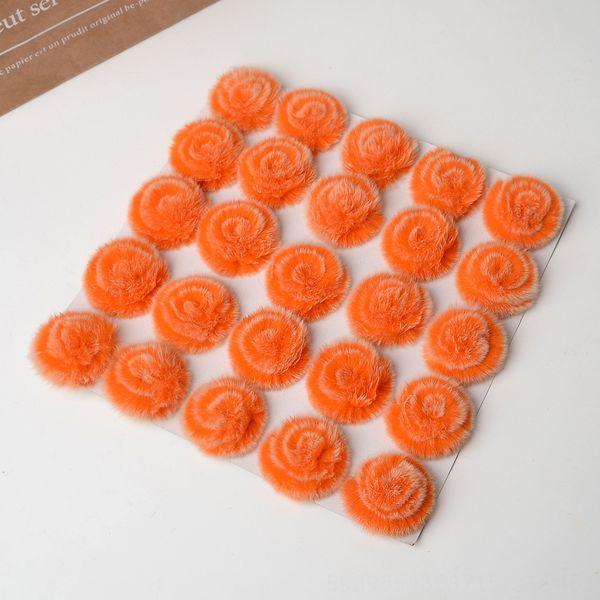 Orange Cream Color-7cm