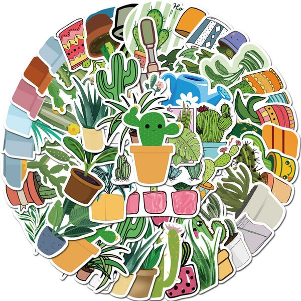45pcs Green Plant