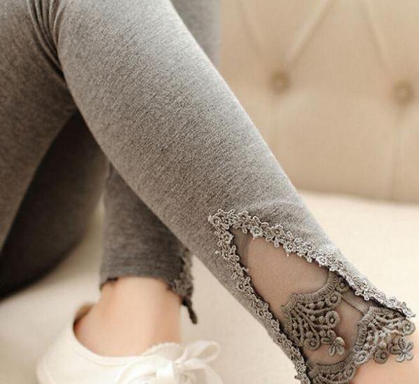 K056 Lace profondo grigio