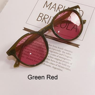 yeşil Kırmızı