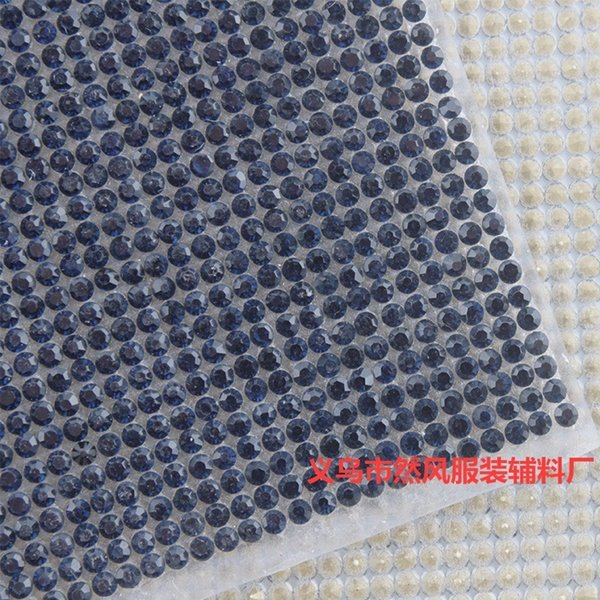 24x 058-Cymbidium Sinense 2mm Rhinestone