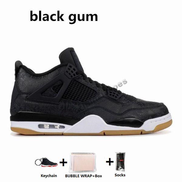 الصمغ 4S الأسود