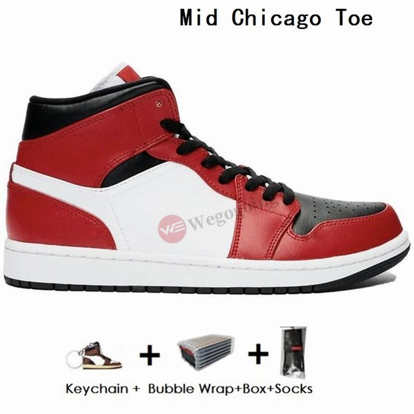 Toe Mid Chicago Nero