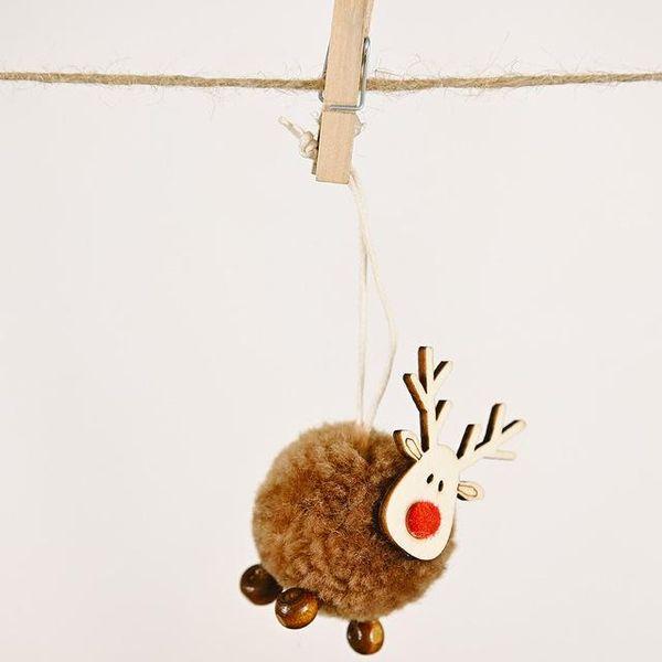 Keçe Elk-Brown