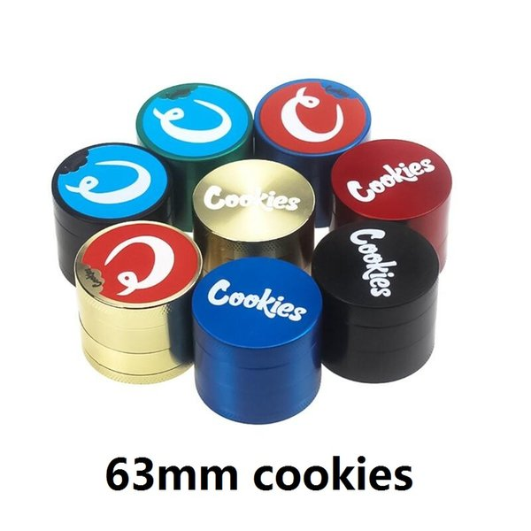 Os cookies 63mm