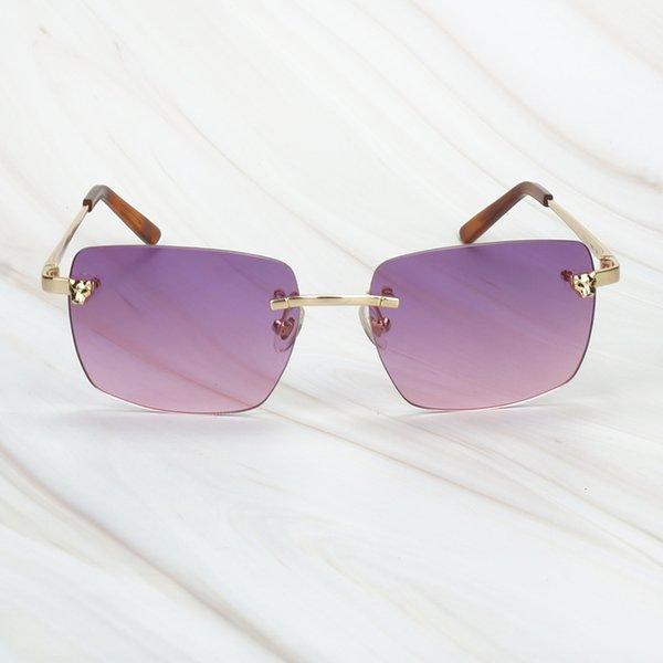 Золотой фиолетовый