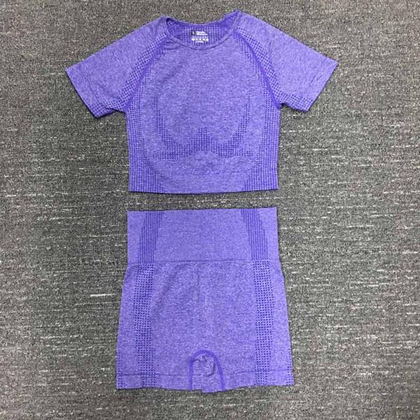 фиолетовый наборы