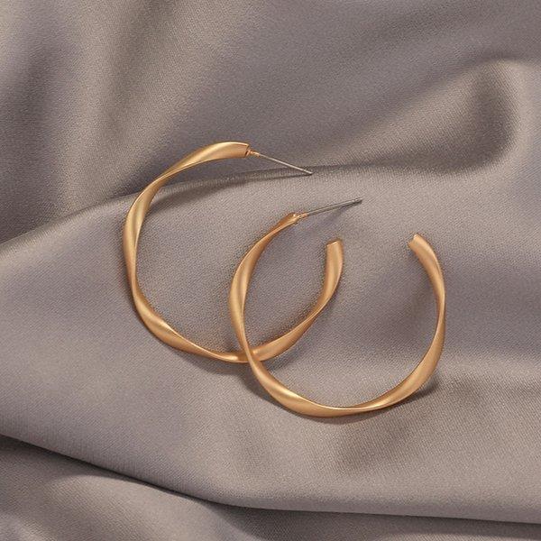 2 # Ouverture Twisted Bague en or