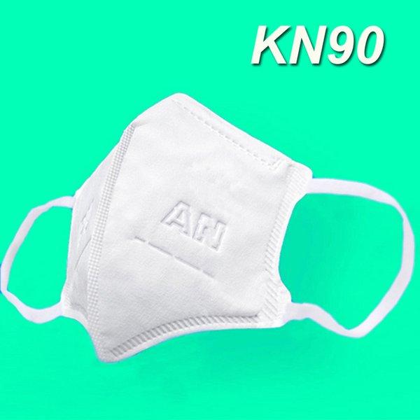 Máscara 3D KN90 (10 PCS)