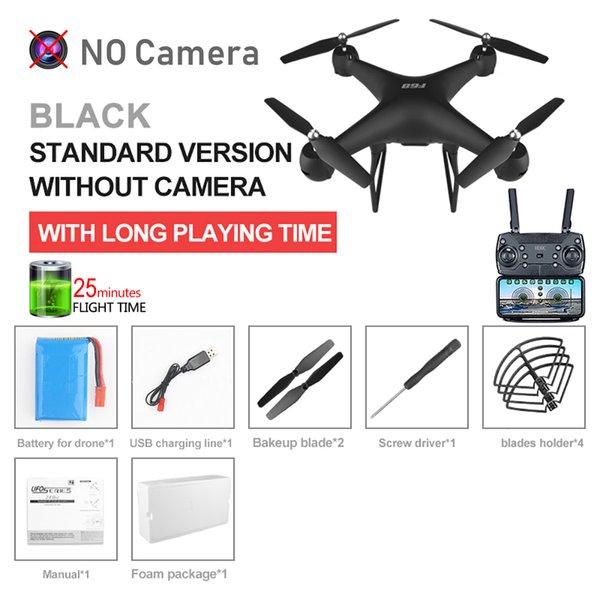 No Camera Black