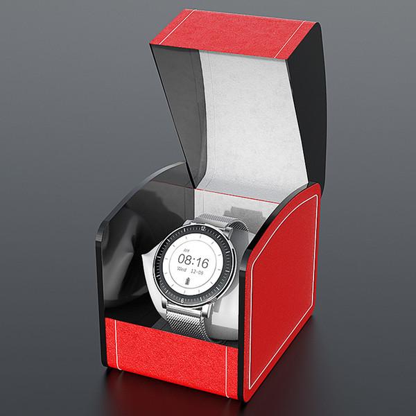 红色 礼盒 款 银色 钢带 【收藏 加 购 送 原装 表带, 联系 客服 极速 发货】