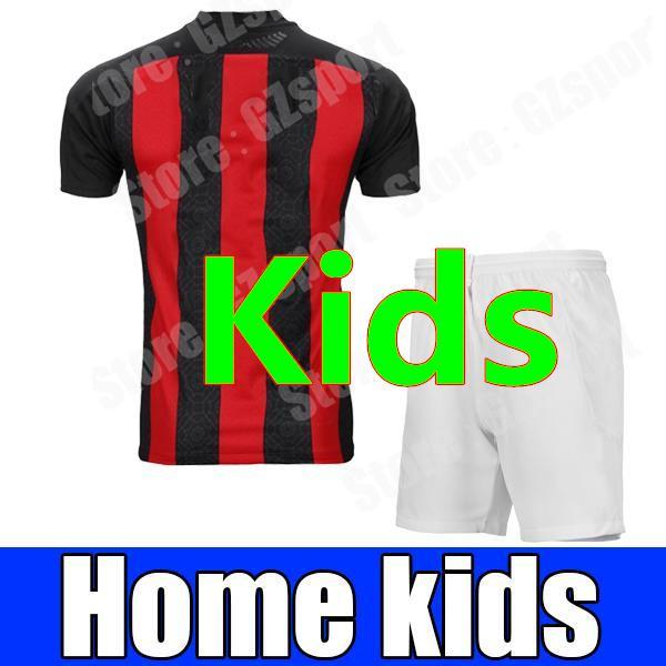 Enfants à la maison