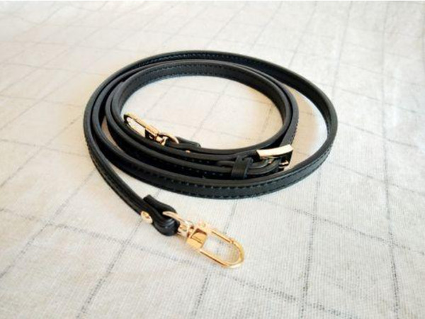 best selling Genuine Leather Bag Strap 0.9*125CM Bag Accessories Crossbody strap replacement