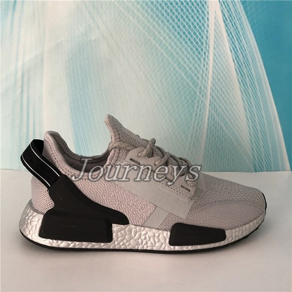 8.black Grey Metallic Silver