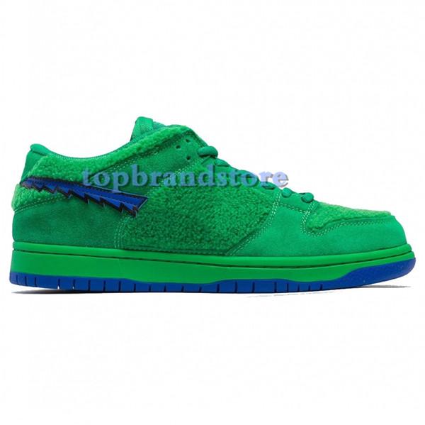 7.green bear