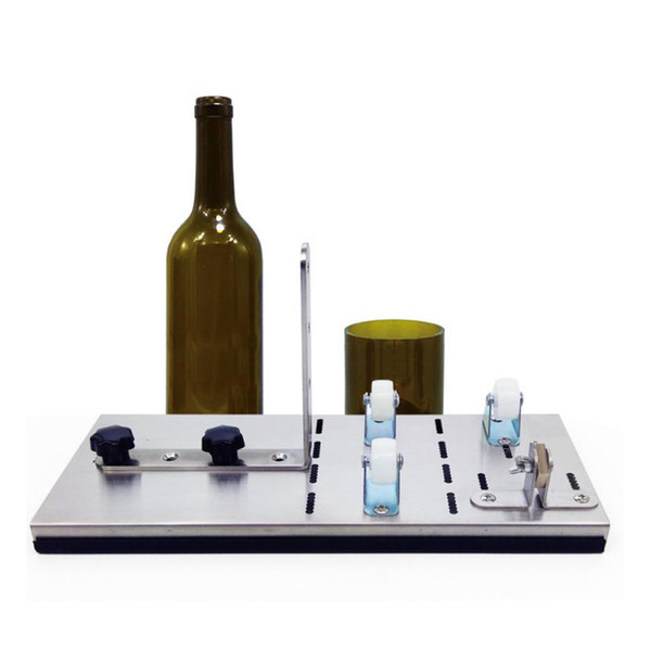 best selling Stainless Steel Glass Bottle Cutter Machine Wine Bottle Cutting Tool Recycled Kit 30cm