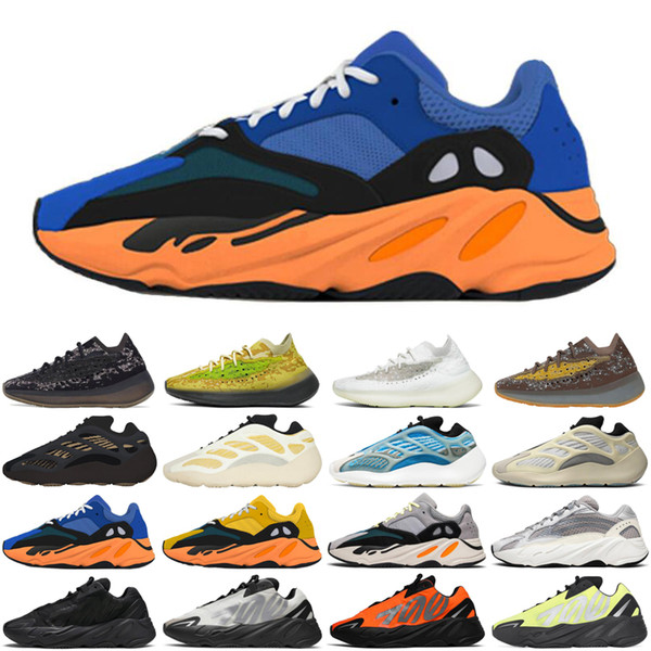 700 v3 380 men women shoes Lmnte Sun Hylte Onyx Bright Blue Clay Brown Static Mauve Inertia mens trainers sports size 36-45