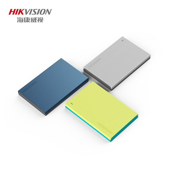 top popular HIKVISON Portable HDD 1TB 2TB PHDD USB3.0 External Hard Drive Hdd Disco Duro Externo Disque Hard Disk 2021