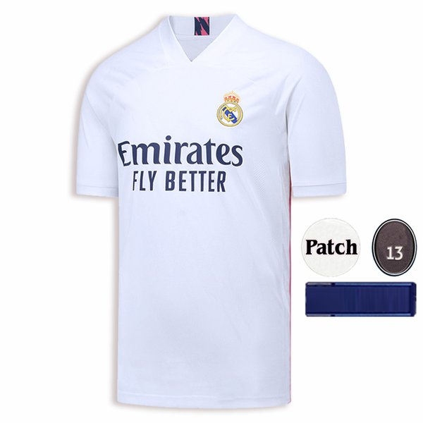 2020 Real Madrid Home com UCL