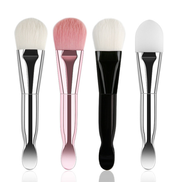 best selling New  face mask brush makeup tools DIY beauty silicone mask spoon beauty adjustment stick homemade tool face cream spoon