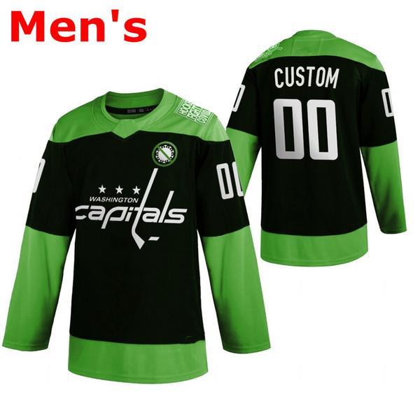 Mens Hockey-Kampf Ncov