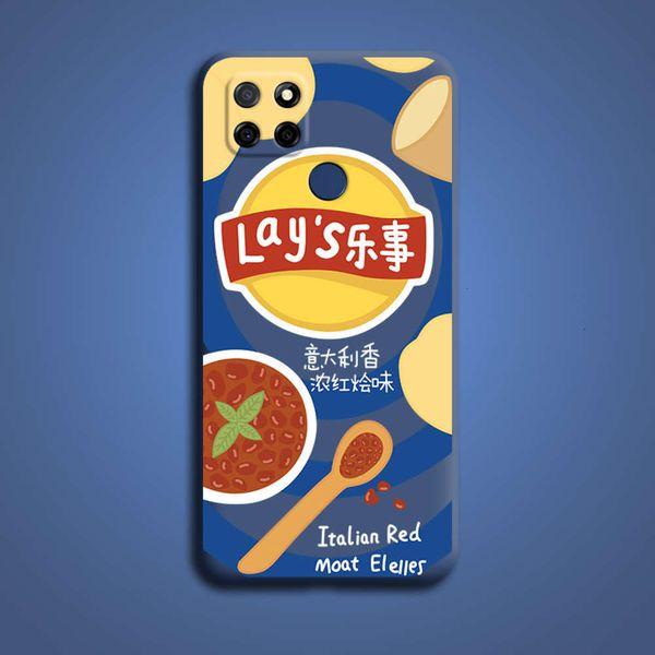 Realme Q2i - bleu marine - leshi maoxiang