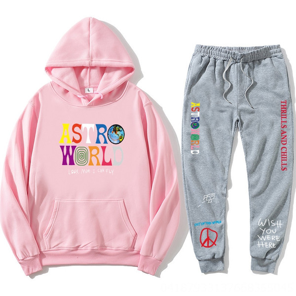 Pink + Gray