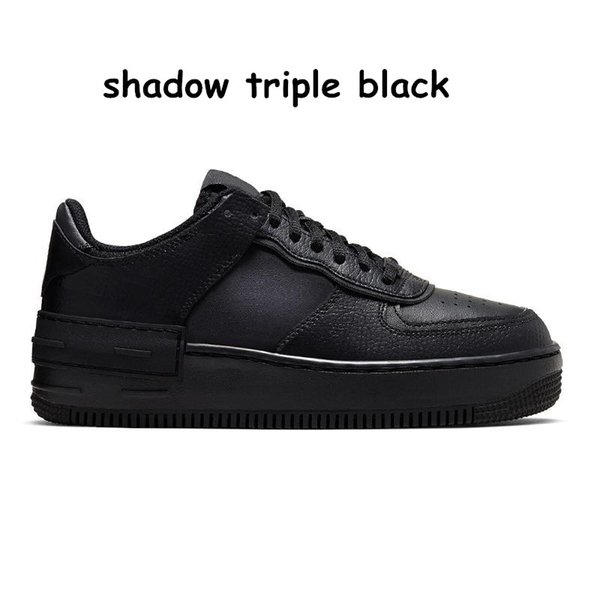 D13 Shadow Triple Black 36-45