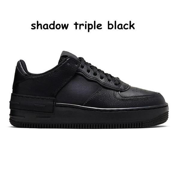 28 тени тройной черный 36-45