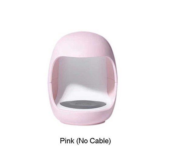 Pink-kein Kabel