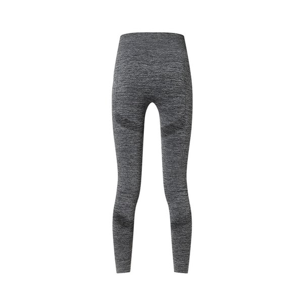 best selling Hot Sale! New Splicing Naked Feeling Hollow Yoga Pants Women's Running Fitness Pants High Waist High Elastic Sports Tights