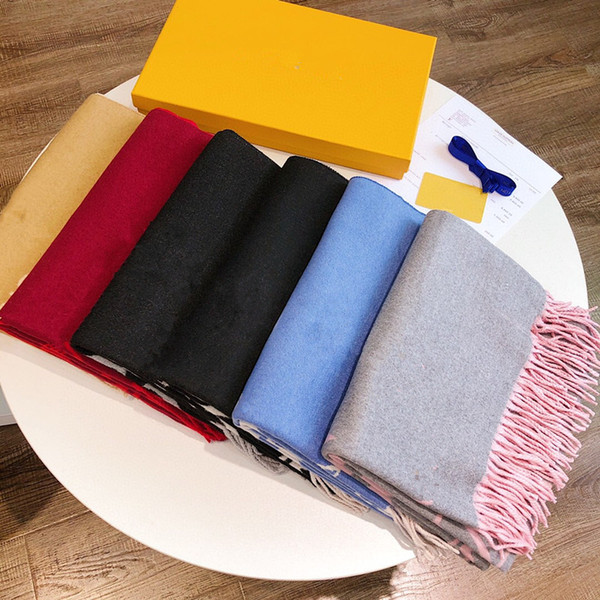 top popular High quality designer wholesale fashion scarf timeless classic, super long shawl fashion women's soft silk scarves 2021