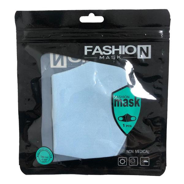 pacote azul adulto varejo