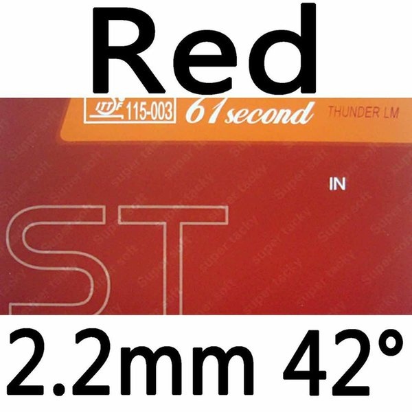 Red 2.2mm H42