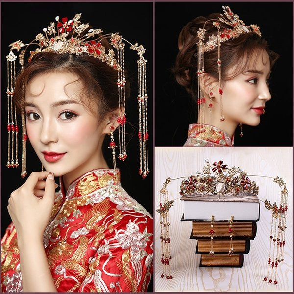 Gift Box Hanfu Headwear + Ear Hook