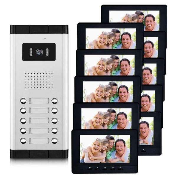 Mit 10 Monitore