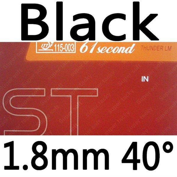 Black 1.8mm H40