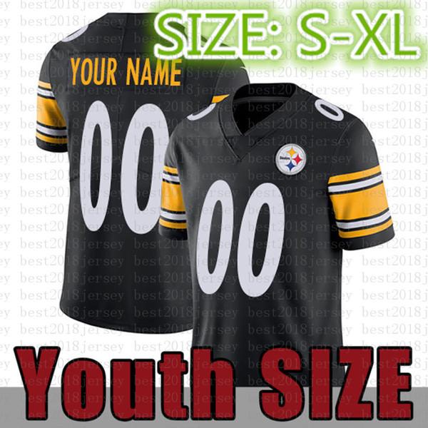 Tamaño de la Juventud S-XL
